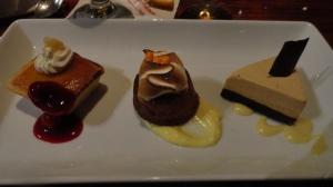 Jiko Dessert Trio